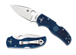 Нож Spyderco Native 5 Dark Blue