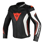 Куртка Dainese ASSEN PERFORATED BL/W/R