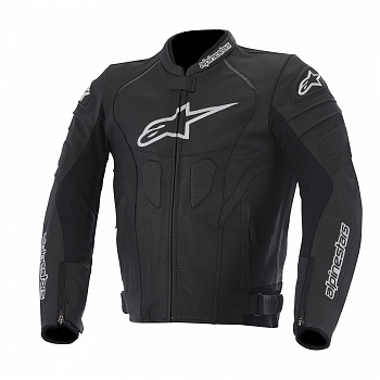 Куртка кожаная Alpinestars GP PLUS R LEATHER JACKET P