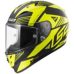 Шлем LS2 FF323 ARROW R EVO NEON Black Yellow