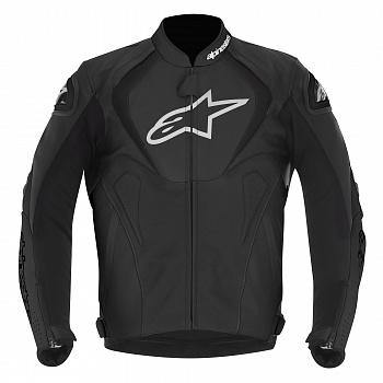 Куртка кожаная Alpinestars JAWS LEATHER JACKET